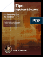 Neurotips for Money Happiness Success