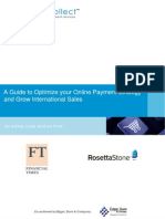 A Guide to Optimize Your Online Payment Strategy