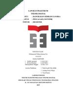 (ITTelkom PWT) Laporan Pratikum Teknik Digital Modul I - III