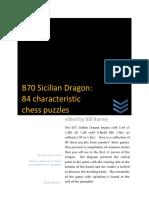 B70 Sicilian Dragon
