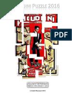 Rancourt - Houdini Puzzle
