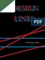 Nicoleta Faina Desire Lines Book