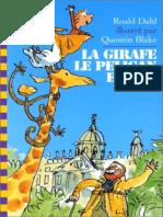Roald Dahl - La Girafe, Le Pélican & Moi.epub