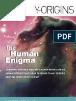 Y-Jesus 7 Human Enigma