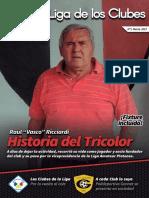 Revista La Liga de los Clubes | N°1 Marzo 2017