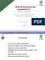 Introduccion Control Procesos