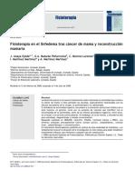 2009 Fisioterapia en el linfedema tras cáncer de mama y reconstrucción mamaria.pdf