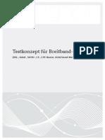 Testkonzept-Breitbandrouter