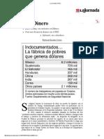 La Jornada, Dinero, Lunes 13 de Marzo de 2017