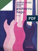 16 Metodo para guitarra bajo - Abner Rossi (1).pdf