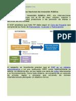 PERUmyslide.es Sistema Nacional de Inversion Publica