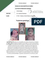 D2 Trastornos genéticos