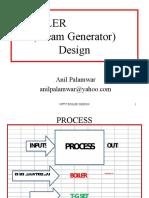 4a Boiler Design