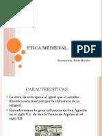 Etica Medieval (1)