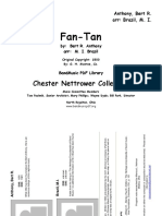Fan-Tan - Bert R Anthony - MI Brazil