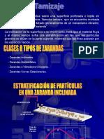 Presentacion de Zarandas Uncp