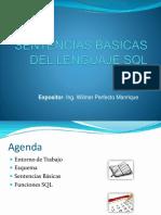 SQL_Sentencias Basicas