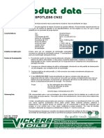 Oleo Spotlles Cn 32 - Vickers