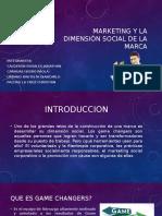 MARKETING Y LA DIMENSIÓN SOCIAL DE LA MARCA.pptx