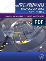 Emery & Rimoin's Principles and Practice of Medical Genetics (6th Ed.)