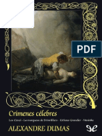 Alexandre Dumas - Crímenes Célebres (Celebrated Crimes #1-18)