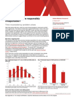 EUR Can Draghi Be Responsibly Irresponsible