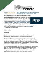 Toffano, Storia Del Venetismo