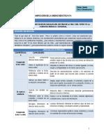 COM - Planificación Unidad 4 - 5to Grado