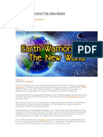 Earth Warriors and the New World