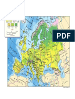 Russia Physical Map Asia - Map of europe and russia physical