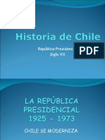 República Presidencialista