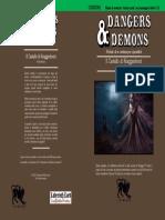 CHDDCM1 Il Castello di Kraggenkrest (serie Dangers & Demons) Copertina