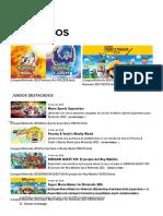 Juegos _ Familia Nintendo 3DS _ Nintendo