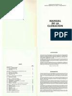 AEAS. Manual de La Cloracion