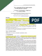 CINÉTICA DE LA DESOXIDACIÓN DE COBRE LÍQUIDO USANDO ESPECIES GASEOSAS