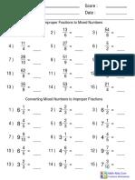 fractions improper 3-21