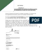 Desde el Concejo denuncian irregularidades en contratos de Alcaldía de Los Mártires