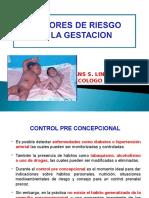 2.-Factores de Riesgo en El Embarazo