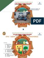 Plan de Trabajo de Cpvc 2016