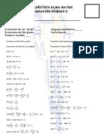 Guia 2 Matemática