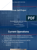 Mesa Private Jail Project