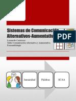 Sistemas de Comunicación Alternativos-Aumentativos