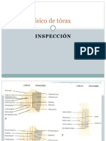 Examen Físico de Tórax