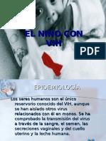 Expo Cuidados de Enfermeria a Niños Con Vih