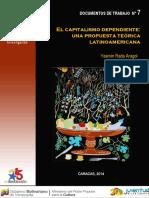 El Capitalismo Dependiente Una Propuesta Teórica Latinoamericana