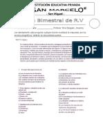 Examen de Rv 4 San Marcelo