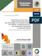 GPC-TDAH