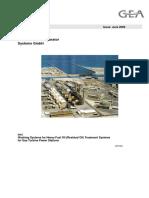 Gas Turbine References