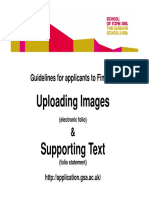 Fa Application Guideines 15 16