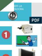 ENCENDER COMPUTADORA.pptx